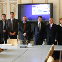 The HydroEurope Team in 2006